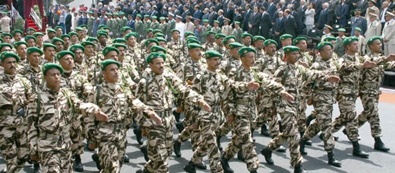 armee marocaine