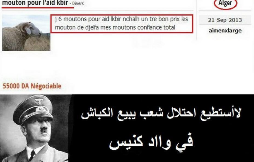 image blague algerien facebook