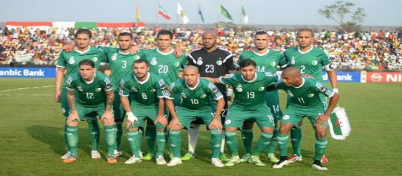 CAN 2015 Les Verts