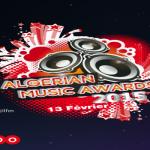 Illustration Algerian Music Awards 2015
