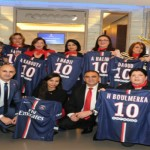 1Photo Ooredoo invite des Algériennes à un match du PSG (1)