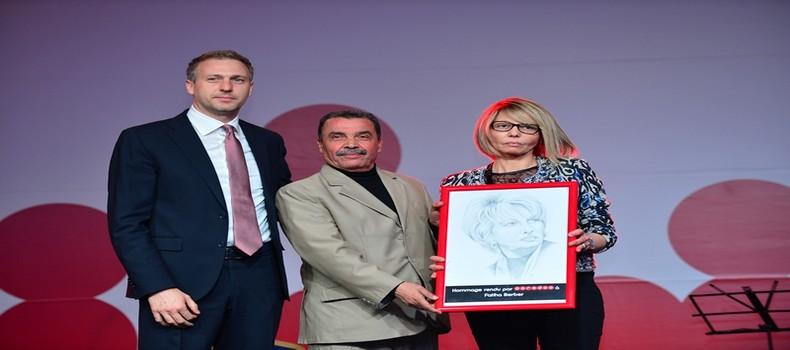Hommage Feue Fatiha Berber