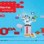 Illustration Promo Clé Internet de Ooredoo