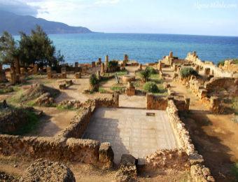 tipaza ruines romaines1