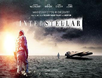 Cinéma Interstellar