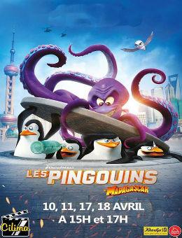 Cinéma - Les pingouins