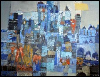 Peinture - Hafid